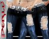 (PX)PF Killer Pant [BL]