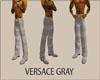 (CB) Versace Gray Pants