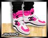 CoCo Hi-Top Pink M