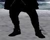 Pure BLack Pants Skinny