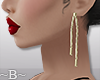 Abigail Gold Earings