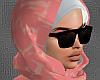 Designer Monogram Hijab