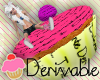 *T* Cupcake Bed