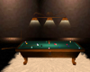 Lounge Pool Table Poses