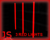 [JS] 3 Red Lights