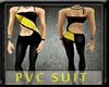 JN* PvC Suit #Yellow