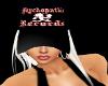 ~C Psychopathic hat red