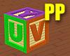 Letter Block (UVWXYZ)