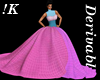 !K! CrowKeeper Gown Mesh