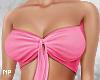 NP. Pink Slinky Top