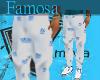 Famosa|M| Emoji Pants