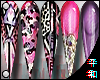 Ƨ Designer Nails  Rings