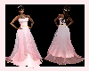 Pink N Gold Gown