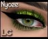 LC Nycee Flirty Emerald