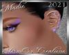 !a Lilac Earrings