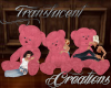 (T)Teddy Time Pink