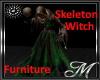 Skeleton Witch Furniture