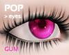 whisper eyes - gum