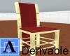 [A07-D]Ball Room Chair2
