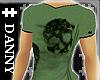 [D] green De skull