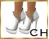 CH Pleasure Wihte Shoes