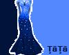 Miss dress Blue