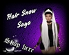 Hair Snow Saya