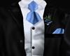 (JS)Wedding Suit B/Blue