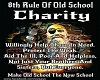 Rule 8 Old School