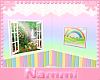 Kids tiny rainbow room1