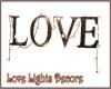 [BM] Love Wall Light
