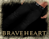 (DBH) black pants
