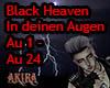Black Heaven-Augen