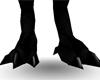 M* Black Wolf Legs