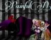 PAin~ Cuddel Blanket