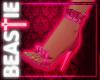 Frilly Stilettos Pink