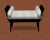 Black Bone Sofa Bench
