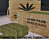 Weed Box Crate