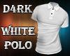 D4rk White Polo