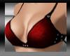 mm bikini top red