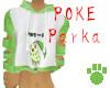 Pokemon Parka chikorita
