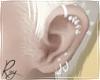White Piercing Set