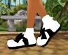 DJ 50's shoes Black