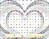 Polka Vector Heart