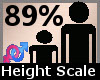 Height Scaler 88% F A