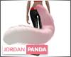 Pink/White Tail