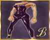 latex snake purple