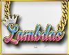 C|Lambda's Male Gold