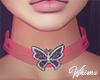 Butterflies Choker
