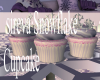 sireva SnowFlake Cupcake